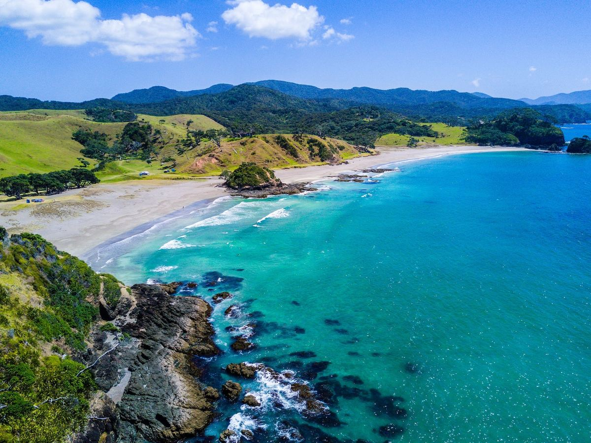9 Must See Locations on New Zealand's North Island